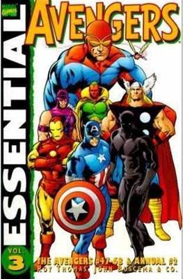 Marvel Essential: Avengers (Softcover) #3