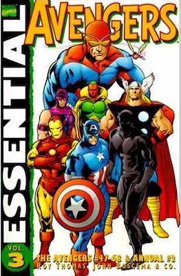 Marvel Essential: Avengers (Rústica) #3