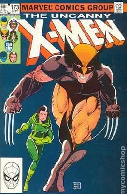The Uncanny X-Men (1963-2011) (Comic-Book) #173