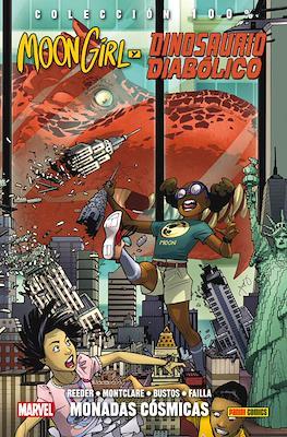 Moon Girl y Dinosaurio Diabólico. 100% Marvel HC #2