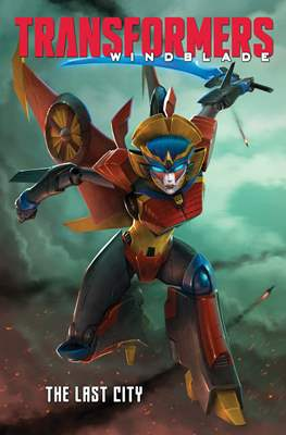 Transformers: Windblade - The Last City