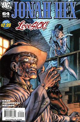Jonah Hex Vol. 2 (2006- 2011) (Comic Book 32 pp) #64