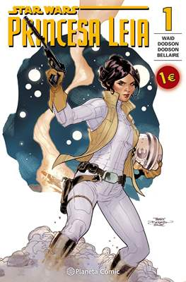 Star Wars: Princesa Leia (2015) (Grapa 32 pp) #1