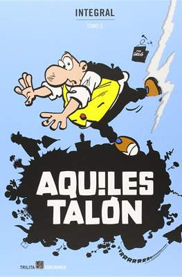 Aquiles Talón (Integral Cartoné, 144 pgs color) #3