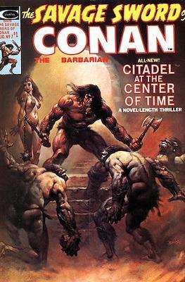 The Savage Sword of Conan the Barbarian (1974-1995) #7