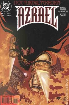 Azrael: Agent of the Bat (1995-2003) (Grapa) #32