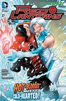 Red Lanterns (2011 - 2015) New 52 #27