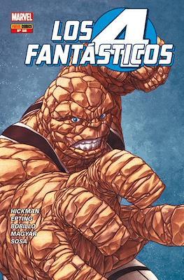 Los 4 Fantásticos / Los Cuatro Fantásticos Vol. 7 (2008-) (Grapa 24-48 pp) #56