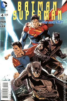 Batman / Superman (2013-2016 Variant Cover) #4