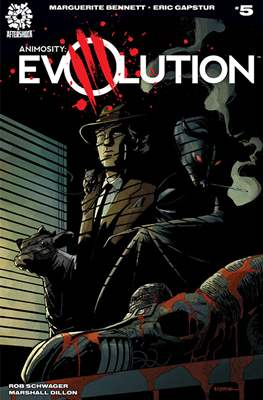 Animosity - Evolution (Comic Book) #5
