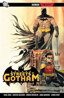 Batman: Streets of Gotham vol 1 (2009-2011) #2