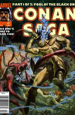 Conan Saga (Comic-book) #47