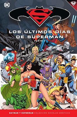 Batman y Superman. Colección Novelas Gráficas #80