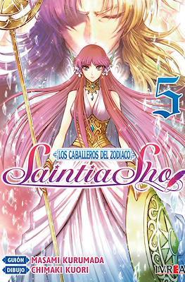 Los Caballeros del Zodiaco: Saintia Sho (Rústica con sobrecubierta) #5