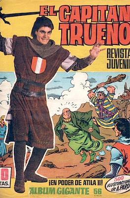 El Capitán Trueno. Album gigante (Grapa 32 pp) #56