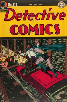 Detective Comics Vol. 1 (1937-2011; 2016-) (Comic Book) #111