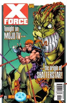 X-Force Vol. 1 (1991-2002) (Comic Book) #60