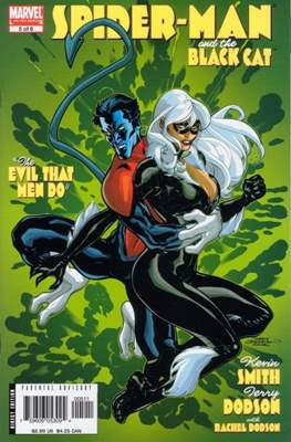 Spider-Man and the Black Cat (comic-book) #5
