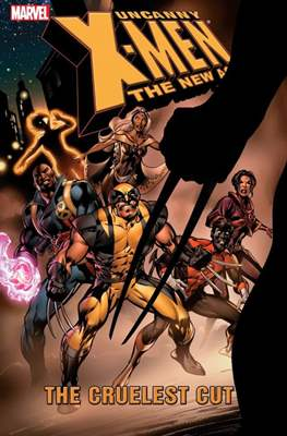 Uncanny X-Men The New Age (Softcover) #2