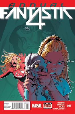 Fantastic Four Annual (2014) #1