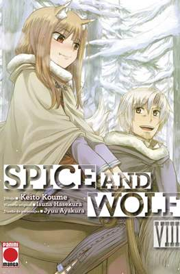 Spice and Wolf #8