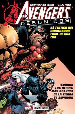 Avengers: Desunidos - Marvel Grandes Eventos