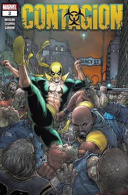 Contagion (Comic Book) #2