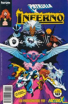 Inferno (1989-1991) (Grapa. 17x26. 32 páginas. Color.) #15