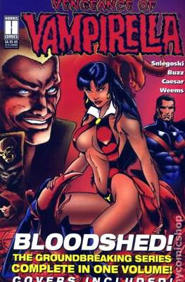 Vengeance of Vampirella: Bloodshed!