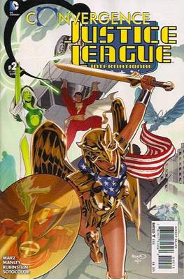 Convergence Justice League International (2015) (Saddle-stitched) #2