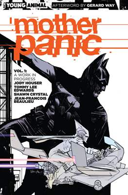Mother Panic (Softcover 176-168 pp) #1