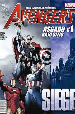 Avengers: Siege - Asgard bajo sitio (Grapa) #1