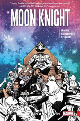 Moon Knight Vol. 6 (Paperback) #3