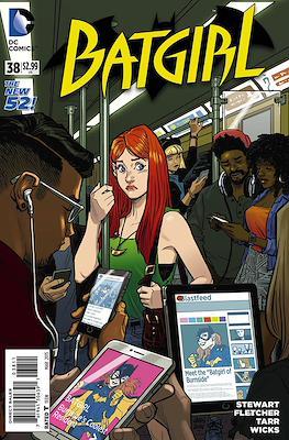 Batgirl Vol. 4 (2011-2016) (Comic-Book) #38