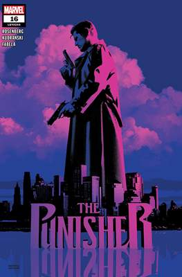 The Punisher (2018-) (Comic book) #16