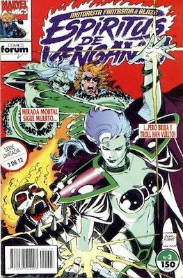 Espíritus de Venganza (1993-1994) (Grapa. 17x26. 24 páginas. Color.) #3