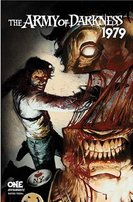 The Army of Darkness 1979 #1