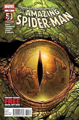 The Amazing Spider-Man Vol. 2 (1999-2014) (Comic-Book) #691
