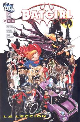 Batgirl (2010-2012) (Rústica.) #3