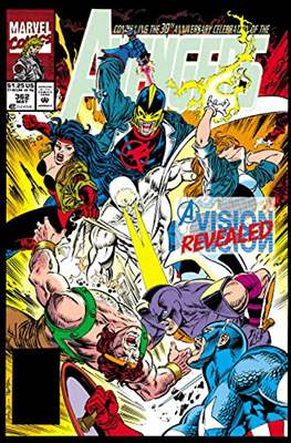 Avengers Epic Collection (Softcover) #24