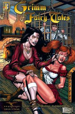 Grimm Fairy Tales (Comic Book) #3