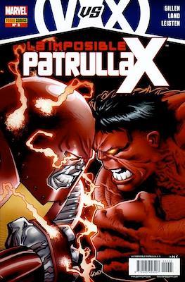 La Imposible Patrulla-X / La Patrulla-X Oro (2012-) (Grapa) #5