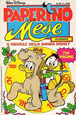 Super Almanacco Paperino / Paperino Mese / Paperino (Brossurato) #90