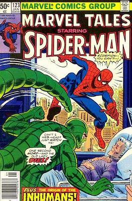 Marvel Tales (Comic Book) #123
