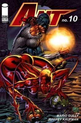 Ant (2005-2007) #10