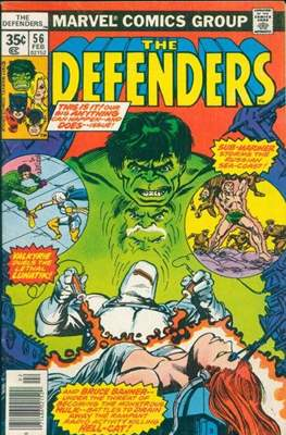 The Defenders vol.1 (1972-1986) (Grapa, 32 págs.) #56