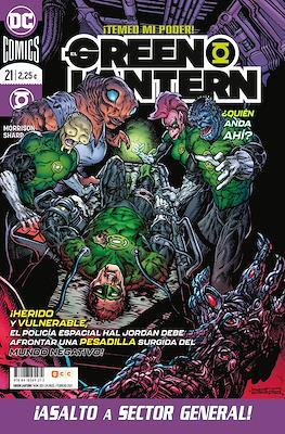 Green Lantern. Nuevo Universo DC / Hal Jordan y los Green Lantern Corps. Renacimiento #103/21