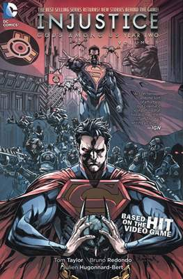 Injustice: Gods Among Us. Year Two (Softcover 144 pp) #1