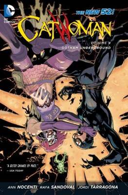 Catwoman Vol. 4 (2011) New 52 (Softcover) #4