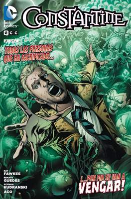 Constantine. Nuevo Universo DC (Rústica.) #2